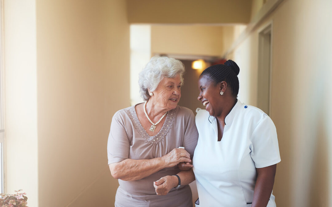 Person centered dining in Care Homes